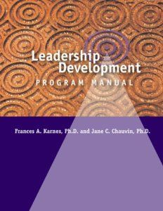 Frances A. Karnes & Jane C., PH.D. Chauvin - Leadership Development / Rights sold by Global Book Rights in India, Russia, Kyrgyz