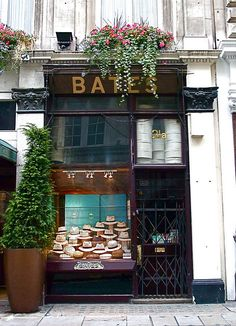 Bates, Hat Shop, Jermyn Street, London SW1