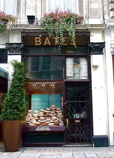 Bates, Hat Shop, Jermyn Street, London SW1