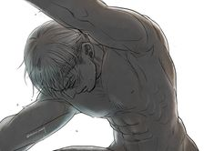 Attack on Titan, Erwin smith. Levi X Petra, Levi And Erwin, Levi X Eren, Attack On Titan Ships, Attack On Titan Anime, Levi Ackerman, Drarry, Rivamika, Levihan