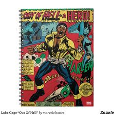 """Luke Cage """"Out Of Hell"""""""