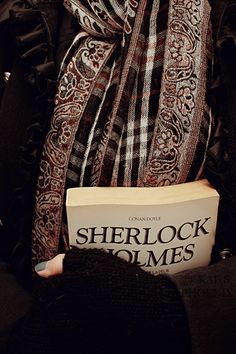 I believe that there are Nerd Girls. But are there really Nerd Girls who are as fascinated with Sherlock Holmes as I am ?