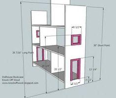 Ana Blanco | Construir una casa de muñecas Biblioteca | Proyecto de bricolaje…