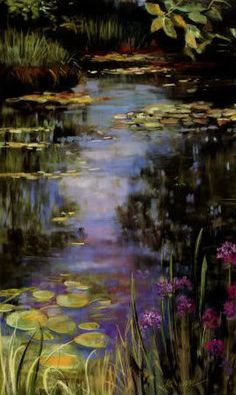 perfect colors...Monet