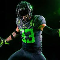 "The Oregon football program will celebrate Polynesian culture by wearing ""Ohana"" alternate uniforms during Saturday's"