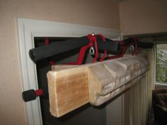Free the Hills: Mounting a Hangboard Without Drilling Holes in Your Wall.