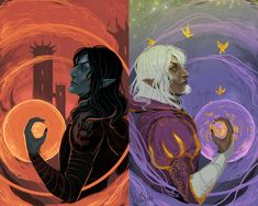 The Elder Scrolls, fandom, Erika-Xero, Champion of Cyrodiil, the TES Characters…