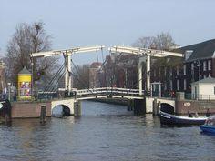 Magere Brug Bridge - Amsterdam - bridges Photo