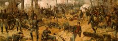 Our Battle of Shiloh page includes history articles, battle maps, photos, web links, and the latest preservation news for this important 1862 Civil War battle in Tennessee. Battle Of Shiloh, History Articles, Library Of Congress, American Civil War, View Source, Civilization, Timeline, Painting, Google Search