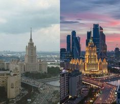 Russia under Yeltsin vs Russia under Putin