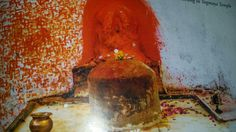 Ancient shivling in Yogmaya Temple  http://t.co/NrdlxfZf7m http://t.co/TFYn6GaLXt #WhereStonesSpeak  My ode to Delhi's First City Photos Syed Mohammad Qasim