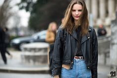 Tilda Lindstam Model Off Duty Street Style
