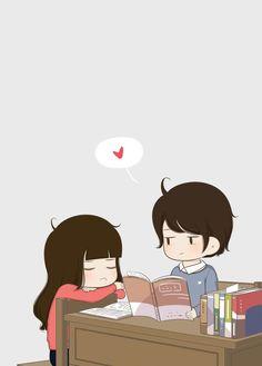 Love jannah love в 2019 г. cute chibi couple, cute couple ca Cute Couple Pictures Cartoon, Cute Chibi Couple, Cute Couple Art, Cute Love Pictures, Anime Love Couple, Cute Anime Couples, Cute Couple Wallpaper, Animated Love Images, Cute Love Cartoons