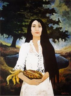 Musings of an Artist's Wife: Rosalea Murphy, the Pink Adobe, and Paintings of Evergreen Lake