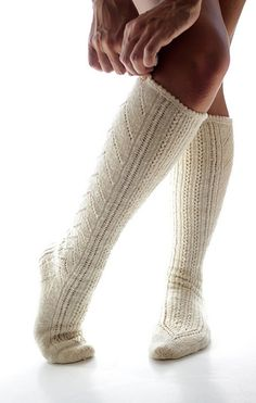 Knee-highs for fall w/ boots