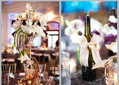 Texas-Chic Crystal Ballroom Wedding by Sharon Nicole Photography ~ Flowers: Darryl & Co.