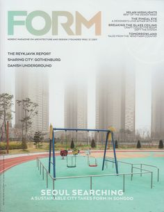 Form  nº 3 (2017) Stockholn : Foreningen Svensk Form, 1932-