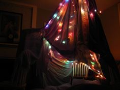 I need to make another one of these soon.  :)  #blanketfort