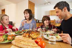 Rituale für Kinder: Gemeinsame Mahlzeiten