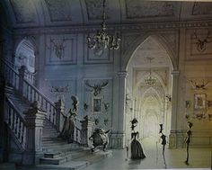 Sarah Laker Creative Arts for Theatre and Film: Corpse Bride concept drawings