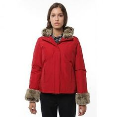 Woolrich Outlet 2012 Donna Rosso