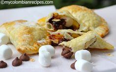 S'mores Empanadas
