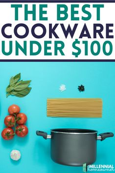 Would you believe that you can buy a nice set of cookware for less than $100? Keep reading to learn about the best cookware set under $100. New Home Checklist, Gotham Steel, Casserole Pan, Home Buying Tips, Household Products, Pan Set, Cookware Set, Finding A House, The 100