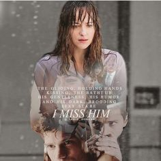 @lilyslibrary #50Shades #Ana #Christian #Grey I miss him...