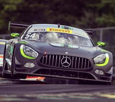 Black Swan Racing -MB AMG