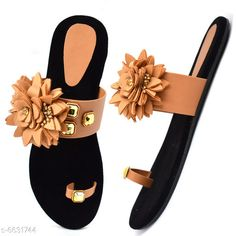 Flipflops & Slippers Metmo Women Stylish Slip on Fancy Flat Slippers  Material: Synthetic Sole Material: Synthetic Foam  Fastening & Back Detail: Slip-On Pattern: Embellished Multipack: 1 Sizes:  IND-4IND-5IND-6IND-7IND-8 Country of Origin: India Sizes Available: IND-8, IND-4, IND-5, IND-6, IND-7 *Proof of Safe Delivery! Click to know on Safety Standards of Delivery Partners- https://ltl.sh/y_nZrAV3  Catalog Rating: ★4.2 (702)  Catalog Name: Metmo Women Stylish Slip on Fancy Flat Slippers CatalogID_1056787 C75-SC1070 Code: 992-6631744-996