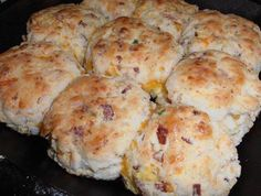 Omelet Biscuits