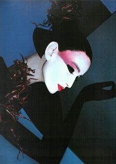 Serge Lutens Repinned by www.lecastingparisien.com