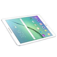 """BuySamsung Galaxy Tab S2, Octa-core Exynos, Android, 9.7"""", Wi-Fi, 32GB, White Online at johnlewis.com"""