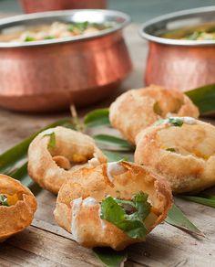 "spontaneous-snowflake: ""indian-food: ""Pani Puri "" i'm crying. i want some. """