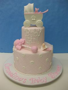 Baby Girl Baby Shower | http://best-cake-photo-collections.blogspot.com