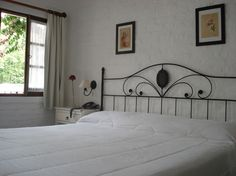 Habitación Superior en Don Antonio Posada en Colonia del Sacramento, Uruguay. Su web: www.posadadonantonio.com