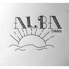 Learning Italian Language ~ Le alba (dawn,sunrise) IFHN