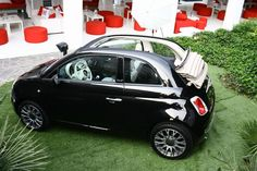 fiat 500c lounge | Fotogallery La Fiat 500C al Fiat Open Lounge Milano