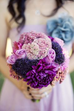elegant bouquet, I love the chunky texture to this one