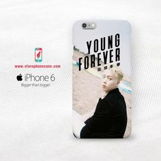 BTS YOUNG FOREVER JIN IPHONE COVER SERIES