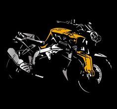 BMW K1300R T Shirt Moto Sport Motorrad k1200r  black  S - 5XL #SOLS #BasicTee
