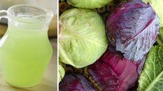 Suco de Couve com Gengibre Para Secar a Barriga | Dicas de Saúde
