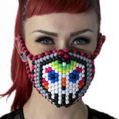 Kandi gear has come up with the most whimsical designs by combining the theme of…