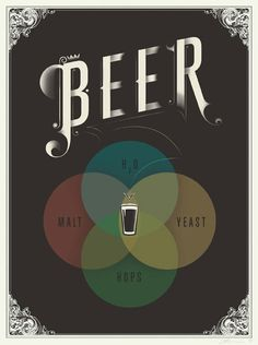 Usually I don't appreciate these humorous takes on the Venn diagram, but this one involves beer.