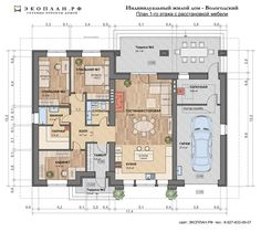 House Plans, Sweet Home, Floor Plans, Flooring, How To Plan, Architecture, Projects, Image, Modern Buildings