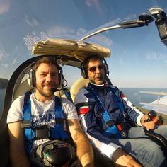 Πεταξαμε στους Θεσσαλικους ουρανους! Εμπειριαρα! #happytraveller #fly #thessalia  Ευχαριστουμε πολυ Αερολεσχη Λαρισας!  #skaitv #travelvlog