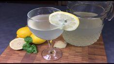 Zitronen-Ingwer Limonade - Rezept von Joes Cucina Verde Tableware, Ginger Lemonade, Sodas, Simple, Dinnerware, Tablewares, Dishes, Place Settings