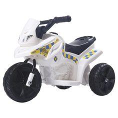 6v Police Motorised Battery Powered Ride on