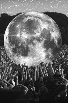 #The #moon #art
