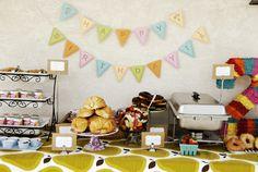 brunch party: birthday, baptism, etc...